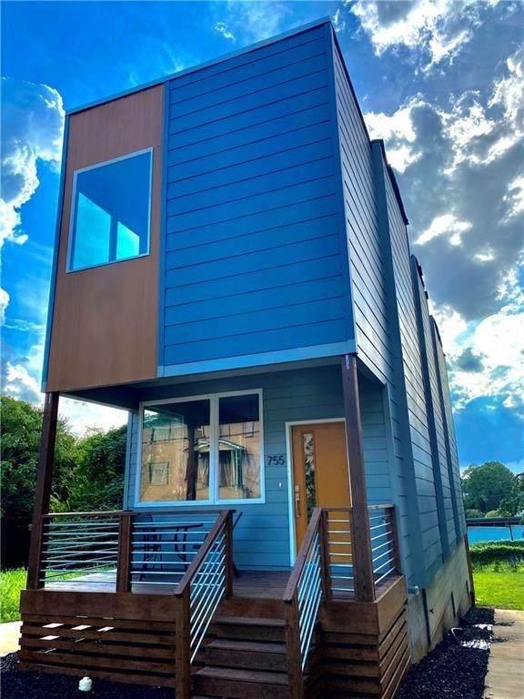 755 Fraser St, Atlanta, GA 30315 (MLS #8911143) :: Amy & Company | Southside Realtors
