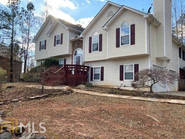 242 Barrett Springs Way, Canton, GA 30115 (MLS #8911496) :: The Durham Team