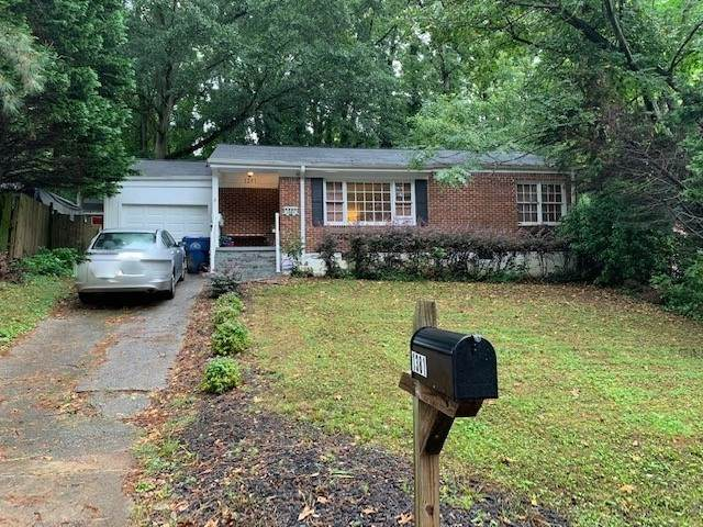 1381 Woodland Ave, Atlanta, GA 30316 (MLS #8911506) :: RE/MAX Eagle Creek Realty