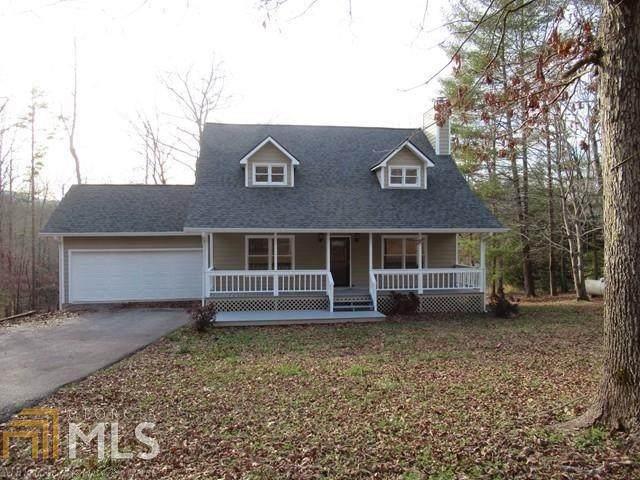 28 Rothgeb Ridge Rd, Blairsville, GA 30512 (MLS #8912257) :: Athens Georgia Homes