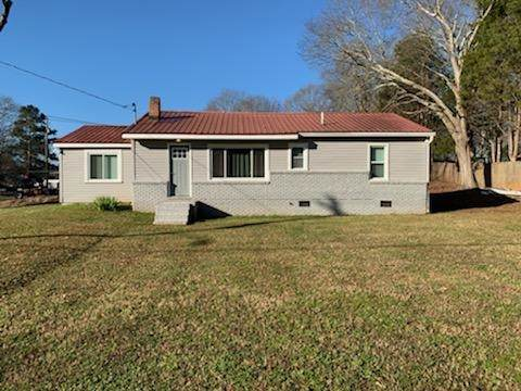 3145 S Highway 29, Moreland, GA 30259 (MLS #8913116) :: Tim Stout and Associates
