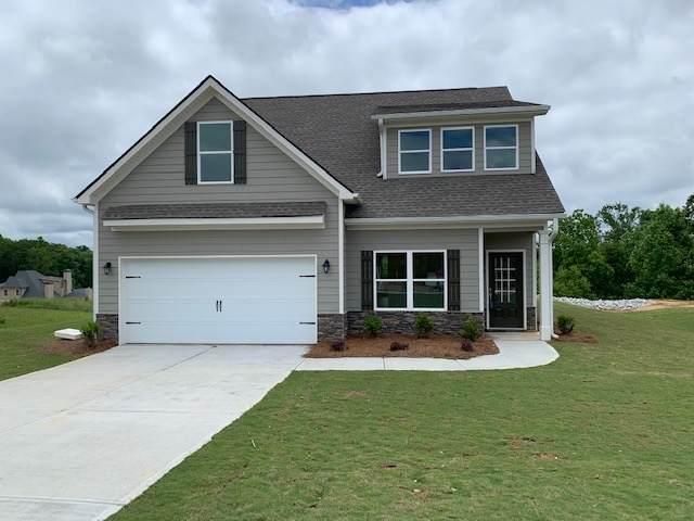 4462 Highland Gate Pkwy #83, Gainesville, GA 30506 (MLS #8913356) :: Lakeshore Real Estate Inc.