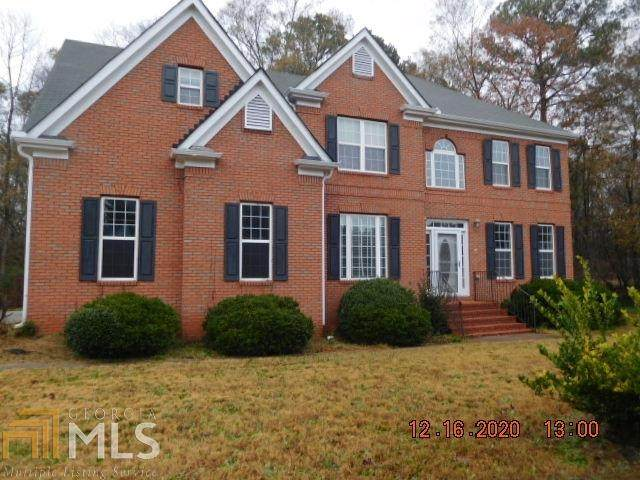 5371 Charity Way #8, Stone Mountain, GA 30083 (MLS #8914136) :: RE/MAX One Stop