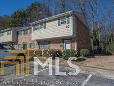 4701 Flat Shoals 49C, Union City, GA 30291 (MLS #8914189) :: The Durham Team