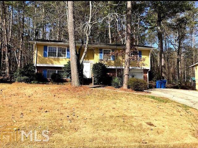 6427 Valley Dale Drive #23, Riverdale, GA 30274 (MLS #8914197) :: RE/MAX Center