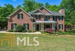 1382 Valley Reserve Dr, Kennesaw, GA 30152 (MLS #8914456) :: RE/MAX Center