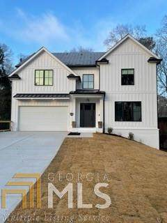 2694 Drew Valley Rd, Brookhaven, GA 30319 (MLS #8914931) :: Lakeshore Real Estate Inc.