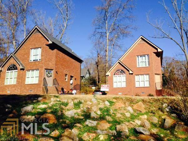674, 684 Dr Martin Luther King Jr Pkwy, 217 Fourth St, Athens, GA 30601 (MLS #8915672) :: Anderson & Associates