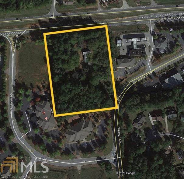 1018 Highway 34 East And Sullivan, Newnan, GA 30265 (MLS #8915906) :: The Realty Queen & Team