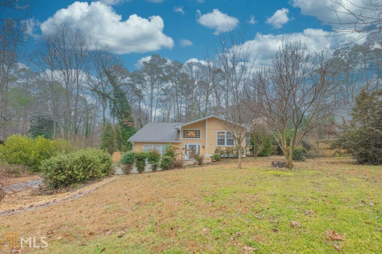 2932 Pathview Lane, Marietta, GA 30062 (MLS #8916488) :: Scott Fine Homes at Keller Williams First Atlanta
