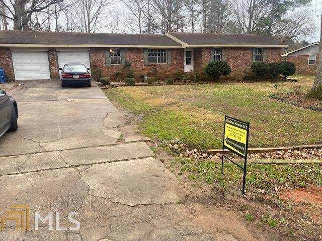 2156 King Forest, Conyers, GA 30013 (MLS #8917302) :: RE/MAX Eagle Creek Realty