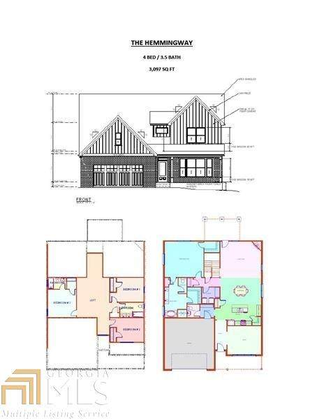 4910 Little Fox Trl, Gainesville, GA 30507 (MLS #8917749) :: Buffington Real Estate Group