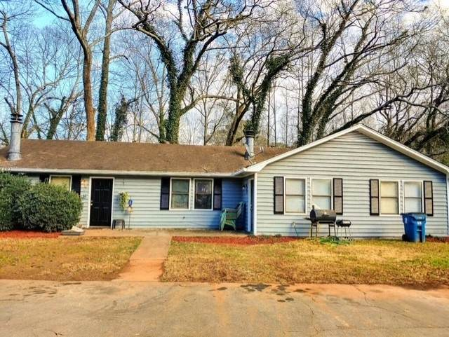 135-137 Laurie Drive 135-137, Athens, GA 30605 (MLS #8918068) :: Team Reign