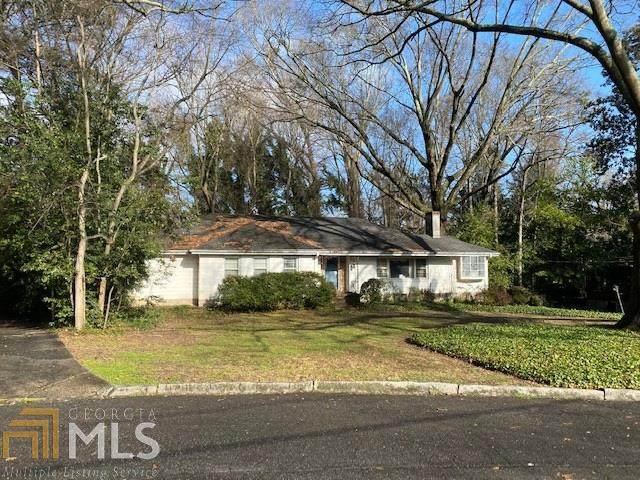 1718 Barnesdale Way, Atlanta, GA 30309 (MLS #8918205) :: Crest Realty