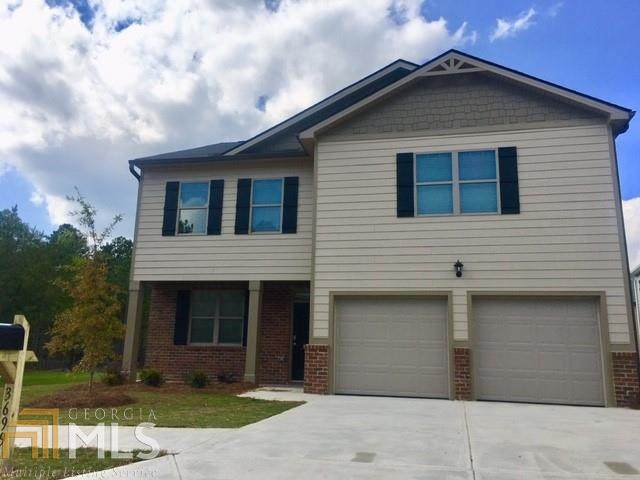 3773 River Rock Rd #0111, Lithonia, GA 30038 (MLS #8918280) :: Team Reign