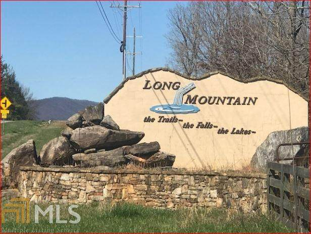 0 Long Mountain Trl, Cleveland, GA 30528 (MLS #8922109) :: Crest Realty