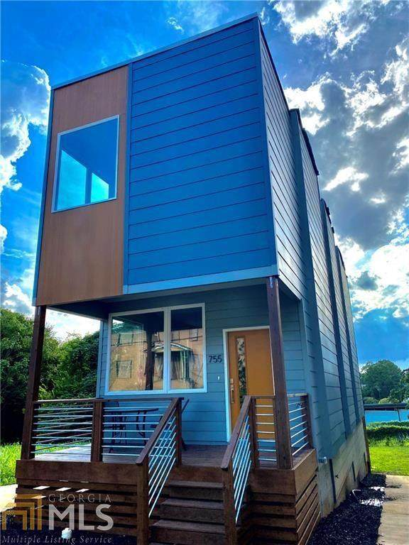755 Fraser St, Atlanta, GA 30315 (MLS #8922772) :: Scott Fine Homes at Keller Williams First Atlanta