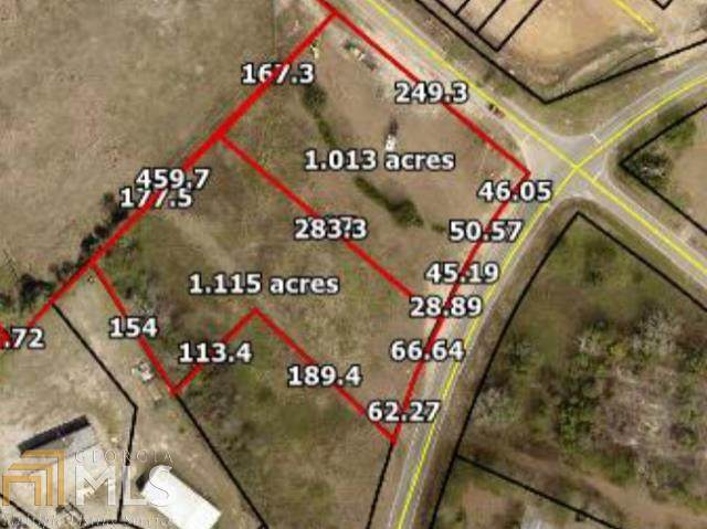 0 588 Miller St Ext A, Statesboro, GA 30458 (MLS #8923018) :: Crest Realty