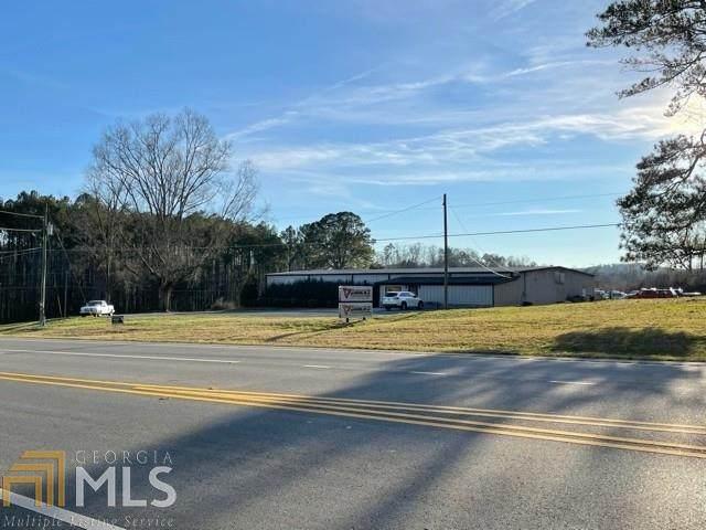 55 Cut Off Rd, Adairsville, GA 30103 (MLS #8923938) :: Crown Realty Group