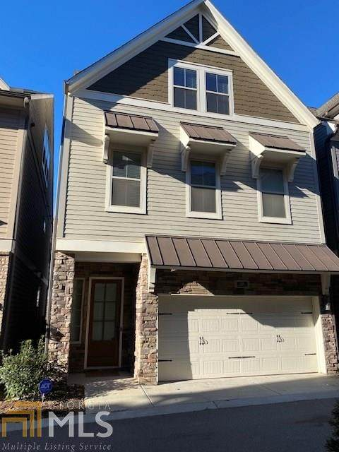 449 Cranleigh, Smyrna, GA 30080 (MLS #8924176) :: Scott Fine Homes at Keller Williams First Atlanta