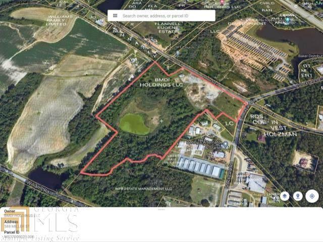 588 Miller St Ext, Statesboro, GA 30458 (MLS #8925442) :: Crown Realty Group