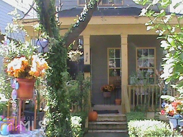 838 NW Fox Rd, Atlanta, GA 30318 (MLS #8927157) :: Bonds Realty Group Keller Williams Realty - Atlanta Partners