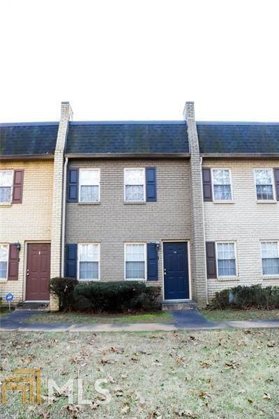 123 Saine Dr #106, Marietta, GA 30008 (MLS #8927503) :: Buffington Real Estate Group