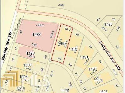 1481 Langston Ave, Atlanta, GA 30310 (MLS #8930343) :: Scott Fine Homes at Keller Williams First Atlanta