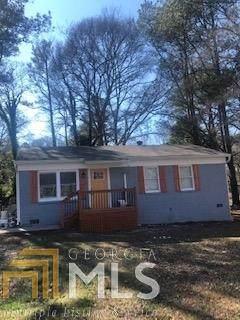3706 Bolfair Dr, Atlanta, GA 30331 (MLS #8930990) :: RE/MAX Eagle Creek Realty