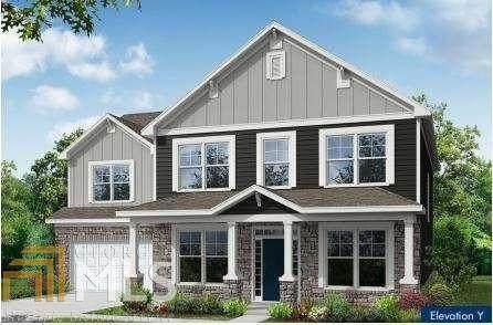 6818 Benjamin Dr, Flowery Branch, GA 30542 (MLS #8932352) :: Scott Fine Homes at Keller Williams First Atlanta