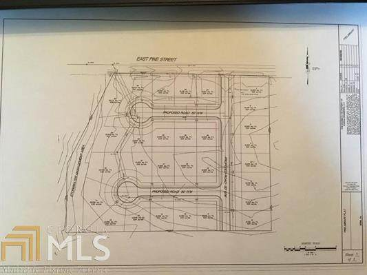 1010 Pine St Lot 28, Vienna, GA 31092 (MLS #8932571) :: The Ursula Group