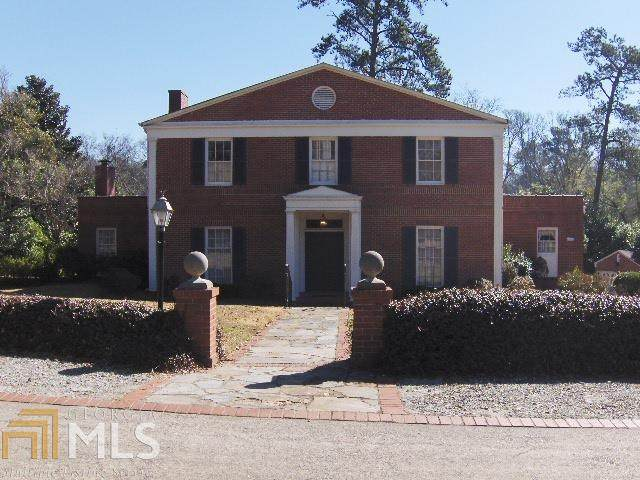1281 S Jackson Springs Rd, Macon, GA 31211 (MLS #8932991) :: Michelle Humes Group