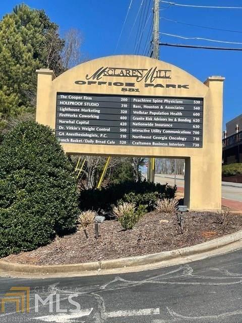 531 NW Roselane #630, Marietta, GA 30060 (MLS #8933029) :: Buffington Real Estate Group