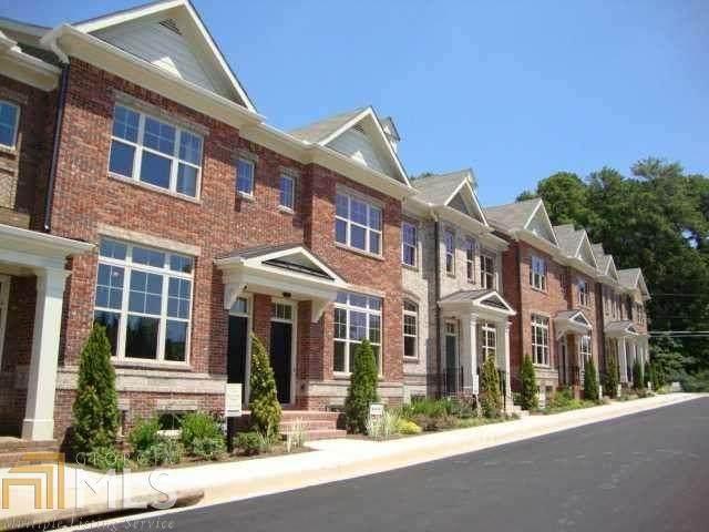 1214 Lavista Cir #13, Atlanta, GA 30324 (MLS #8933929) :: Lakeshore Real Estate Inc.