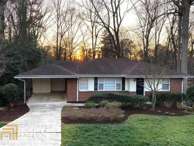 1118 Arbordale Dr, Decatur, GA 30033 (MLS #8934170) :: Buffington Real Estate Group