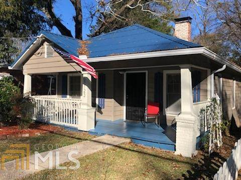 1123 SW Astor Ave, Atlanta, GA 30310 (MLS #8934961) :: Crown Realty Group