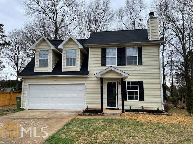 110 Yellowstone Dr., Carrollton, GA 30117 (MLS #8935475) :: Keller Williams