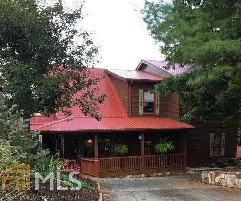 136 Crestview, Cherry Log, GA 30522 (MLS #8935747) :: RE/MAX Eagle Creek Realty
