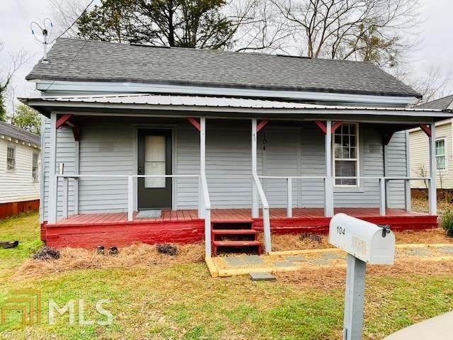 104 Peachtree Street, Lagrange, GA 30240 (MLS #8936338) :: RE/MAX Eagle Creek Realty