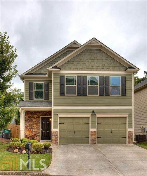 320 Alcovy Way, Woodstock, GA 30188 (MLS #8936371) :: Michelle Humes Group