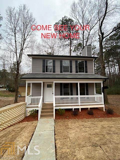 5225 Tina Ct, Stone Mountain, GA 30083 (MLS #8937191) :: Crown Realty Group