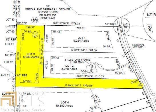 0 Padgett Rd #3, Senoia, GA 30276 (MLS #8937330) :: Anderson & Associates