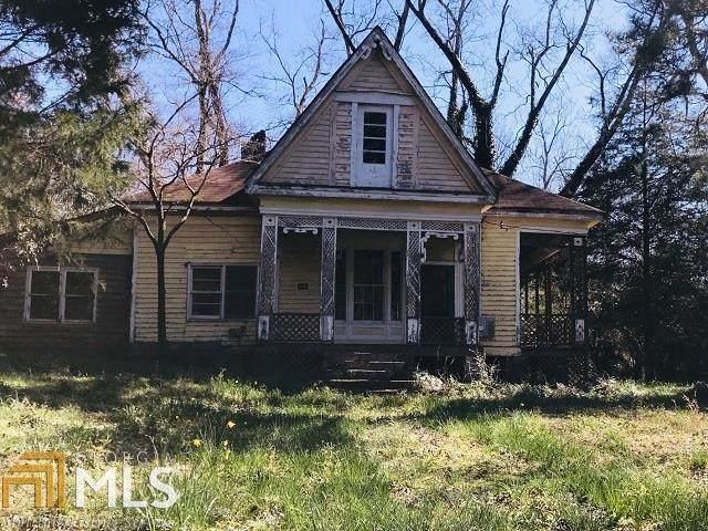 99 Griffin St, Grantville, GA 30220 (MLS #8937378) :: Anderson & Associates