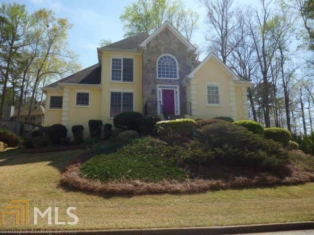 1479 Crooked Tree Circle, Stone Mountain, GA 30088 (MLS #8938162) :: Buffington Real Estate Group