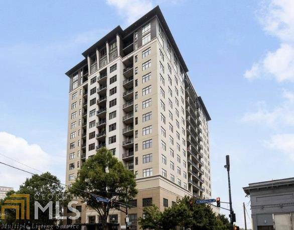 565 Peachtree St 808 #808, Atlanta, GA 30308 (MLS #8938718) :: Team Cozart