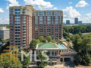 1820 Peachtree #514, Atlanta, GA 30309 (MLS #8938742) :: Team Reign