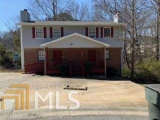 1232 Creek Forest Ct, Conyers, GA 30012 (MLS #8940261) :: Team Reign