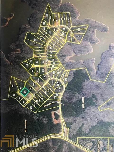 36 Fish Camp Lot 129, Lagrange, GA 30240 (MLS #8946424) :: AF Realty Group