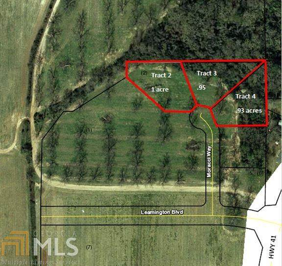 0 Moracci Way Tract 4, Byron, GA 31008 (MLS #8948693) :: RE/MAX Eagle Creek Realty