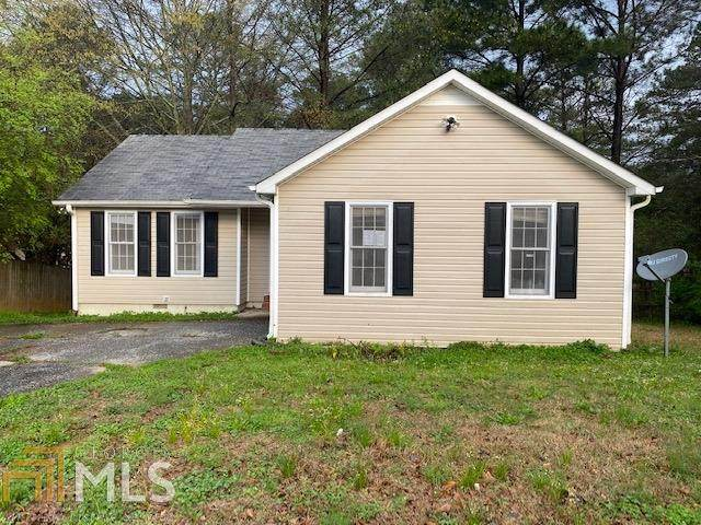 789 Redland Dr, Jonesboro, GA 30238 (MLS #8950484) :: Bonds Realty Group Keller Williams Realty - Atlanta Partners